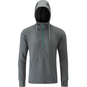 Rab Top-Out Hoody Men Anthracite Marl